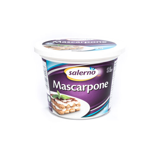 Salerno Mascarpone Cream