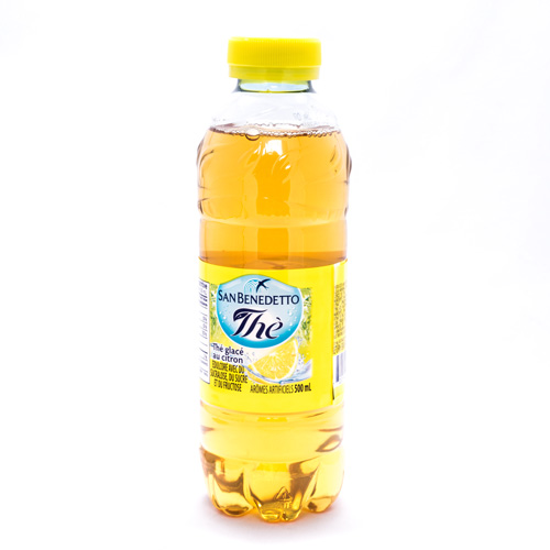 San Benedetto Lemon Iced Tea