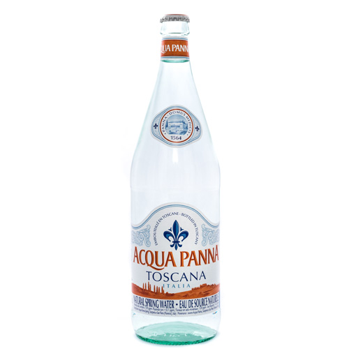 Aqua Panna Natural Still Mineral Water