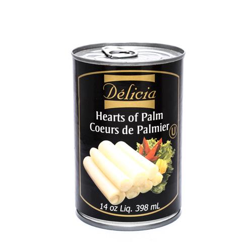 Delicia Hearts of Palm