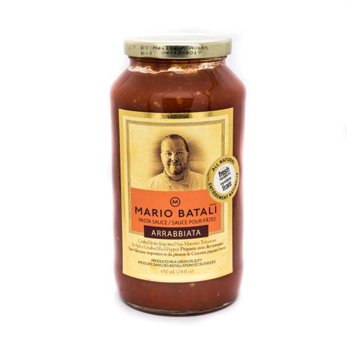 Mario Batali Arrabbiata Spicy Tomato Sauce