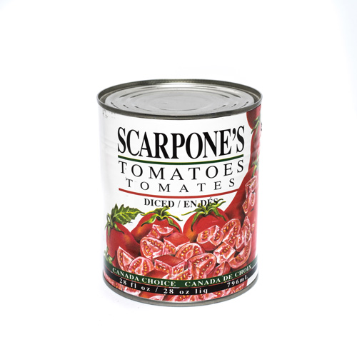 Scarpone's Diced Tomatoes
