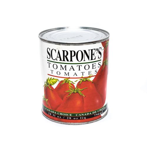 Scarpone's Plum Tomatoes