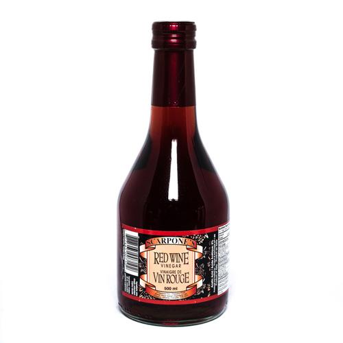 Scarpone's Red Wine Vinegar Italian