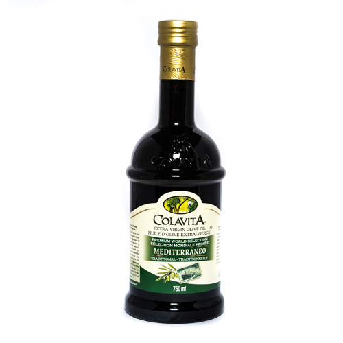 Colavita Extra Virgin Olive Oil – Mediterraneo Premium World Selection