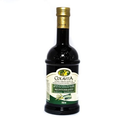 Colavita Extra Virgin Olive Oil – Mediterraneo Premium World Selection