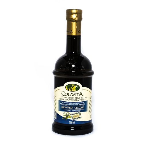 Colavita Extra Virgin Olive Oil - Greek Premium World Selection