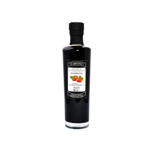 Scarpone's Strawberry Balsamic Vinegar Modena