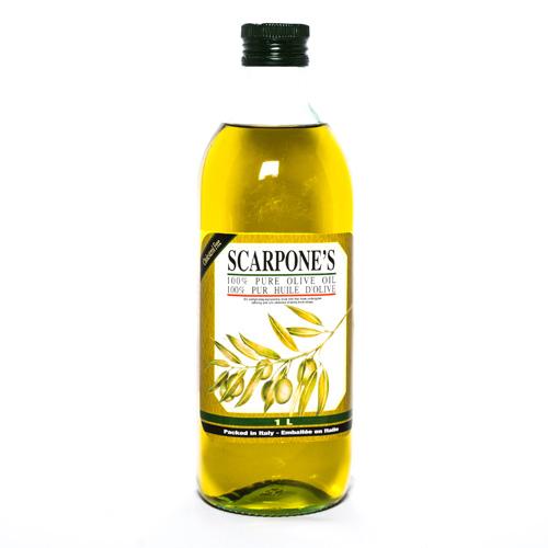 Scarpone's 100% Pure Olive Oil