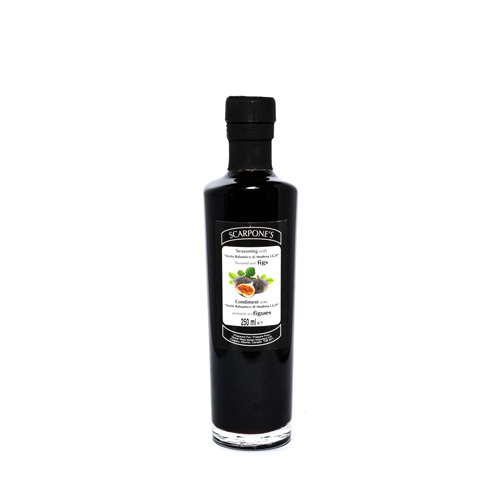 Scarpone's Fig Balsamic Vinegar Modena