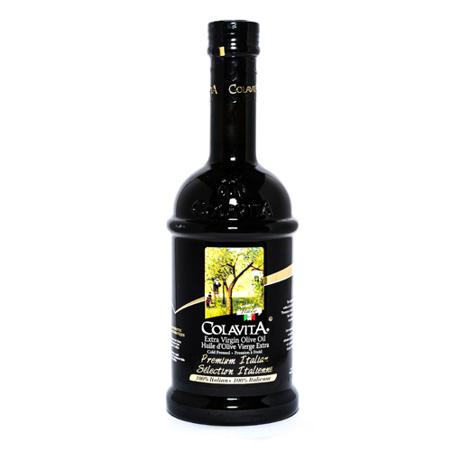 Colavita Extra Virgin Olive Oil – Italian Premium World Selection