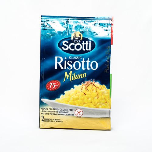 Milanese Saffron 15 Minute Risotto