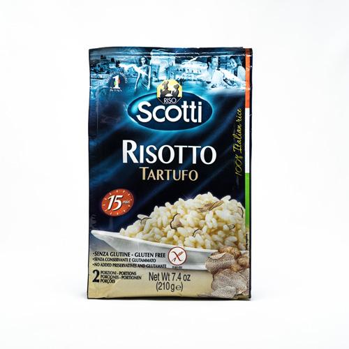 Tartufo Truffle 15 Minute Risotto