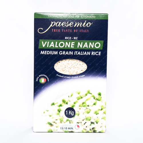 Premium Vialone Nano Arborio Rice