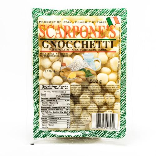 Mini Gnoccetti Potato Dumpling Pasta