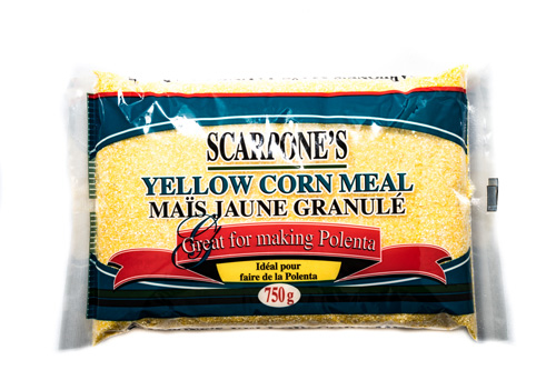 Scarpone's Yellow Corn Meal