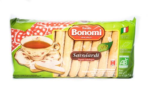 Forno Bonomi Italian Organic Savoiardi Lady Fingers