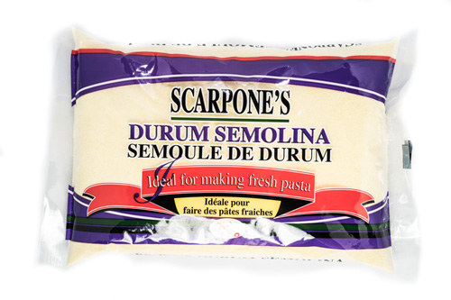 Scarpone's Durum Semolina For Pasta and Baking
