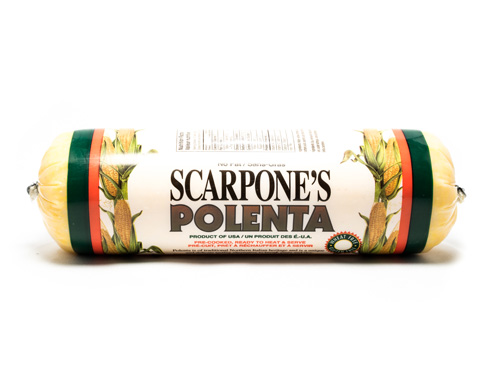 Scarpone's Polenta Ready Made