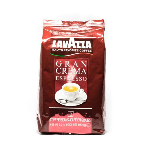 Lavazza Gran Crema Espresso Coffee Beans