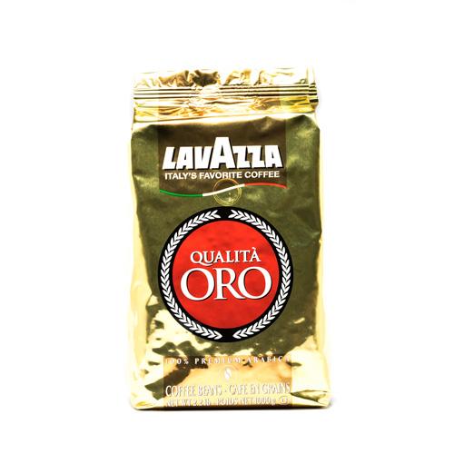 Lavazza Qualita Oro Espresso Coffee Beans