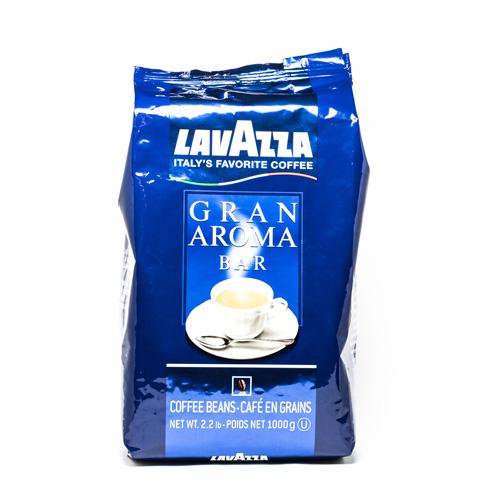 Lavazza Gran Aroma Espresso Coffee Beans