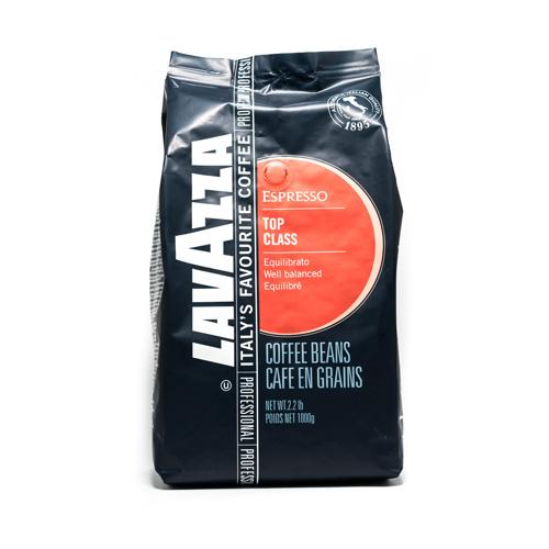 Lavazza Top Class Espresso Coffee Beans
