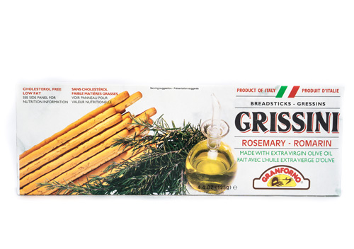 Granforno Rosemary Grissini Breadsticks