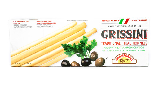 Granforno Traditional Grissini Breadsticks