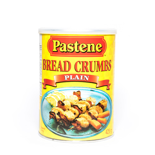 Pastene Plain Bread Crumbs