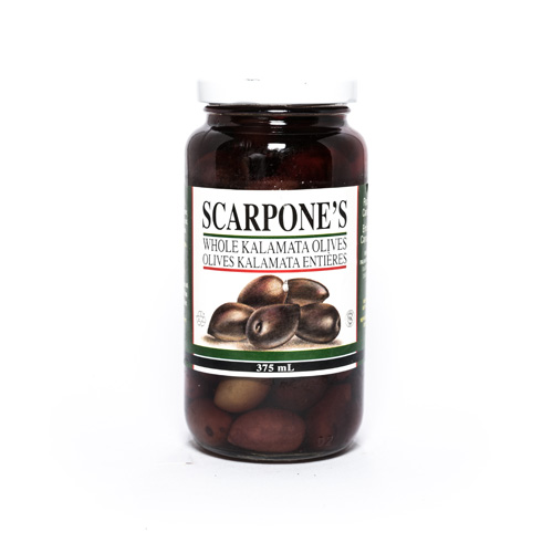 Scarpone's Whole Kalamata Olives