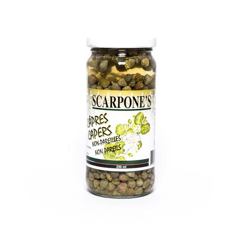 Scarpone's Capers