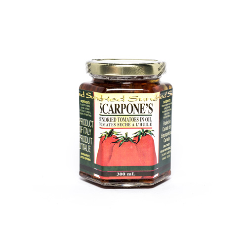 Scarpone's Sundried Tomatoes in Oil