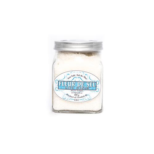 Cote D'Azur Fleur de Sel Sea Salt Flakes