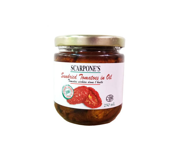 Scarpone's Sundried Tomatoes in Oil