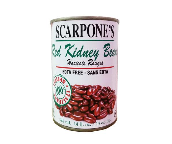 Scarpone's Red Kidney Beans