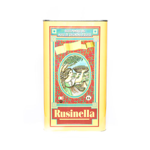 Rusinella Pomace Pressed Olive Oil