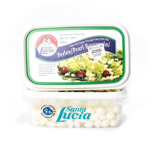 Santa Lucia Bocconcini Pearls