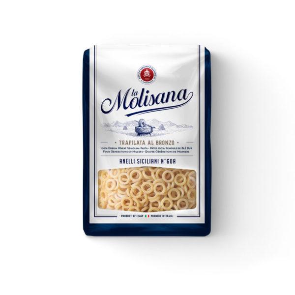 La Molisana Anelli Siciliani No 60A