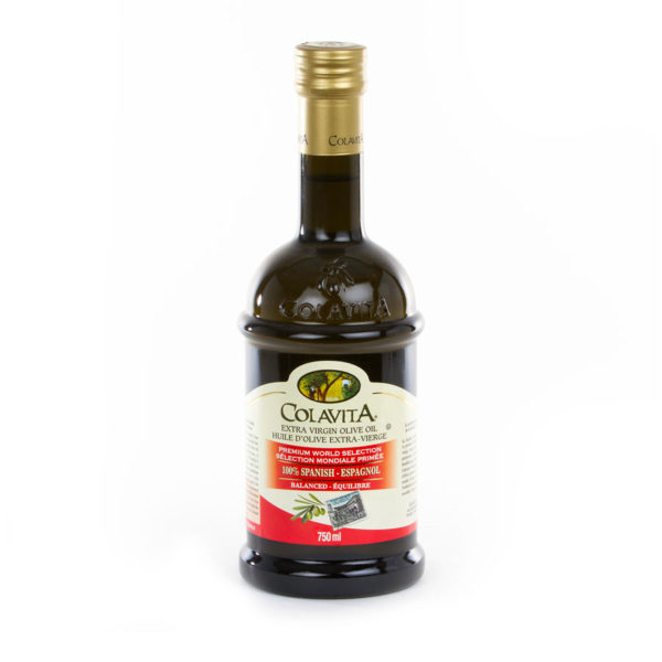 Colavita Extra Virgin Olive Oil – Spanish Premium World Selection