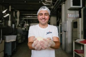 La Molisana pasta dough
