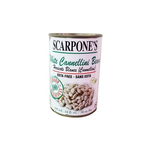 Scarpone's White Cannellini Beans