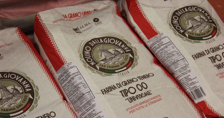 """Molino Dalla Giovanna Premium Triple Washed """"00"""" Italian Flours"""