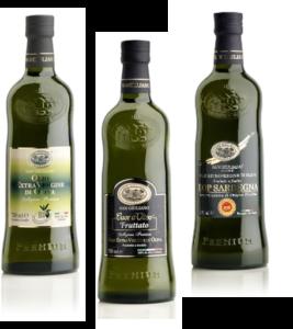 Elite 3 Olive Oils