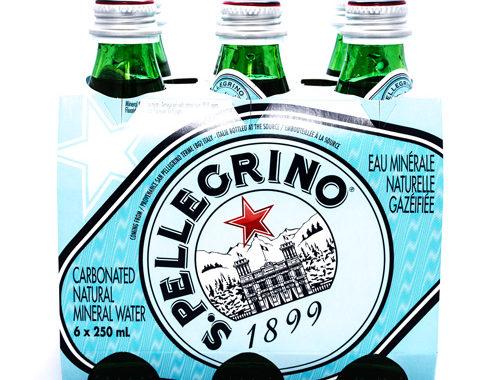 San Pellegrino Bottles