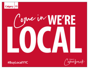 Buy Local YYC | Photo Credit: City of Calgary