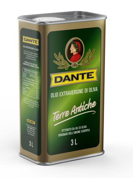 "Dante ""Terre Antiche"" Extra Virgin Olive Oil 3LT"