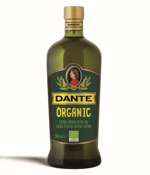 Dante Organic Extra Virgin Olive Oil 750ML