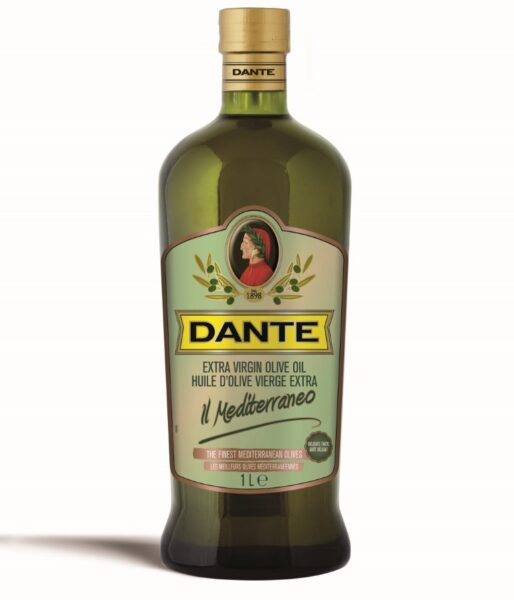 Dante Extra Virgin Olive Oil il Mediterraneo 1LT