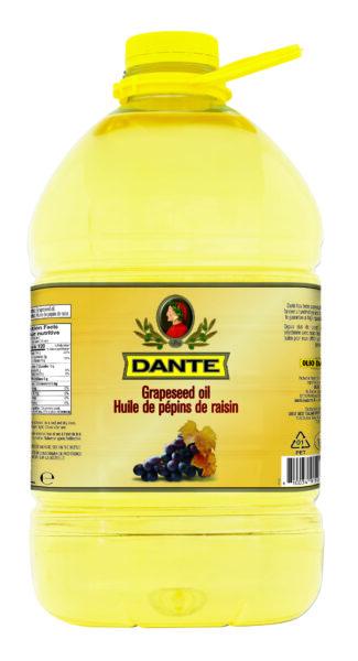 Dante Grapeseed Oil 5LT